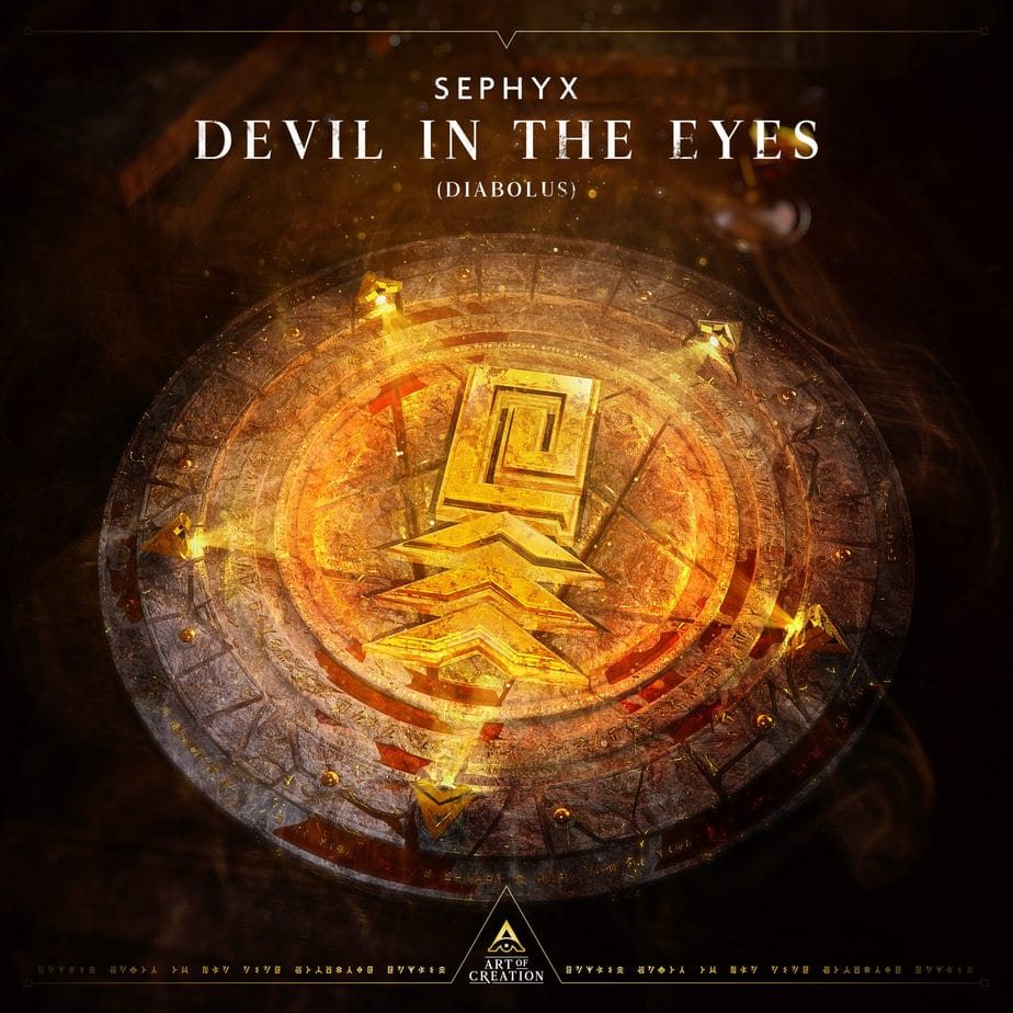 Sephyx - Devil in the Eyes - (Diabolus)